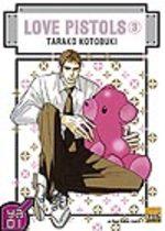 Love Pistols 3 Manga