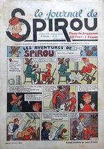 Le journal de Spirou 154