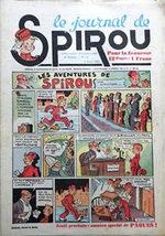 Le journal de Spirou 155