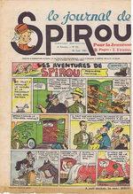 Le journal de Spirou 166