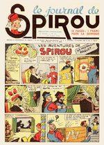 Le journal de Spirou 172
