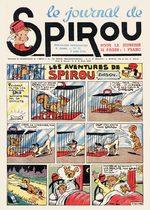 Le journal de Spirou 173