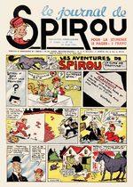 Le journal de Spirou 174