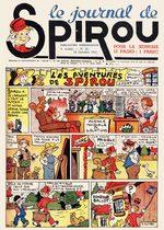 Le journal de Spirou 183
