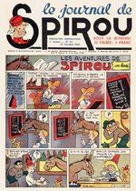 Le journal de Spirou 185