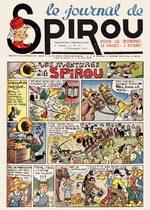 Le journal de Spirou 186