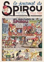 Le journal de Spirou 187