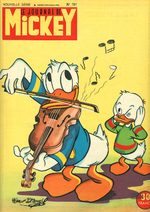 Le journal de Mickey 191 Magazine
