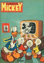 Le journal de Mickey 195 Magazine