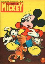 Le journal de Mickey 198 Magazine