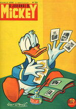 Le journal de Mickey 225 Magazine