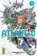 Atlantid T.1 Manga
