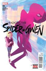 Spider-Gwen # 2