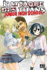 L'attaque des titans - Junior high school # 2