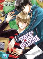 Etapes d'une histoire d'amour 1 Manga