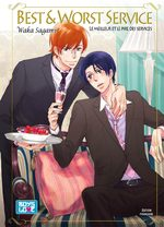 Best & Worst Service 1 Manga