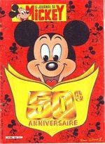 Le journal de Mickey 1689 Magazine