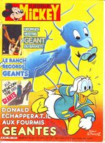 Le journal de Mickey 1688 Magazine