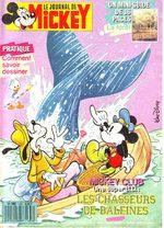 Le journal de Mickey 1834 Magazine