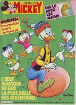 Le journal de Mickey 1730 Magazine