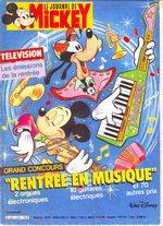 Le journal de Mickey 1733 Magazine