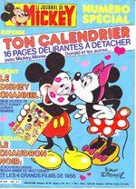 Le journal de Mickey 1698 Magazine