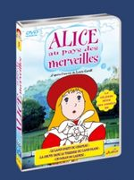 Alice au pays des merveilles 1 Série TV animée