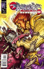 ThunderCats - HammerHand's Revenge # 5