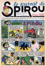 Le journal de Spirou 206
