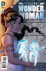 The Legend of Wonder Woman # 2