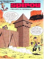 Le journal de Spirou 1749