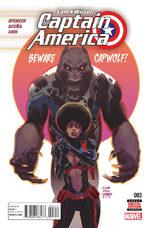 Sam Wilson - Captain America # 3