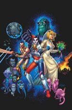 Harley Quinn & Power Girl # 6