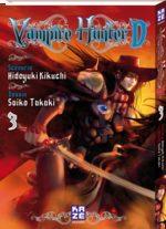 Vampire hunter D 3
