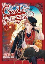 Le berceau des mers 3 Manga