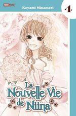 La nouvelle vie de Niina 4 Manga