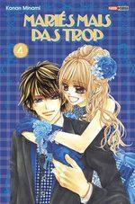 Mariés mais pas trop 4 Manga