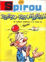Le journal de Spirou 1439