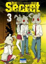 Secret 3 Manga