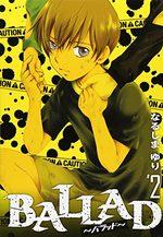 Ballad 2 Manga