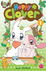 Happy Clover T.1 Manga