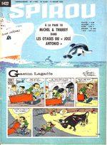 Le journal de Spirou 1422