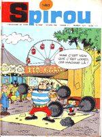 Le journal de Spirou 1463