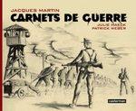 Carnets de guerre 1 Artbook