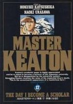 Master Keaton 17 Manga