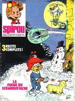 Le journal de Spirou 2058