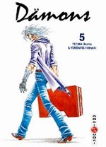 Dämons 5 Manga