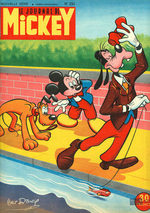 Le journal de Mickey 233 Magazine