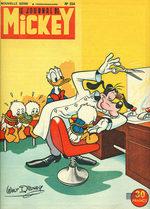 Le journal de Mickey 234 Magazine