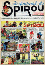 Le journal de Spirou 214